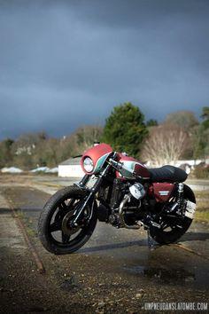 Cx500 Cafe Racer, Cafe Racer Bikes, Cafe Racers, Honda Cx500, Honda S, Honda 500 Cx, Honda Motorsports, Cx 500, Custom Bikes