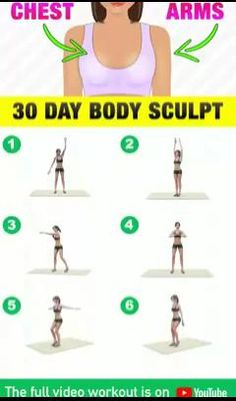 Fitness Workouts, Fitness Herausforderungen, Gym Workout Tips, Fitness Workout For Women, Arm Workout Challenge, Monthly Workouts, Dieta Fitness, Fitness Journal, Workout At Home