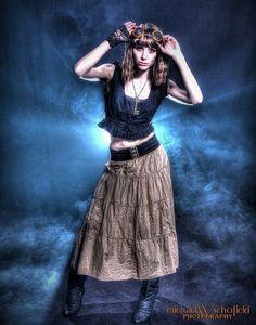 Emily - Steampunk  www.schofieldphotos.com