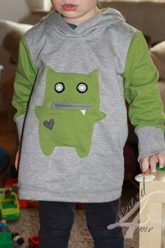 Sorgenfresser Pullover