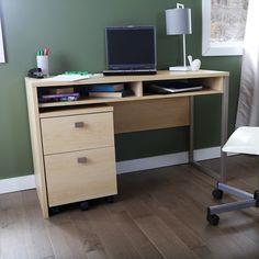 Interface Computer Desk | Wayfair