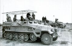 Army Vehicles, Armored Vehicles, Luftwaffe, Afrika Corps, Mg 34, North African Campaign, Erwin Rommel, Military Armor, German Uniforms