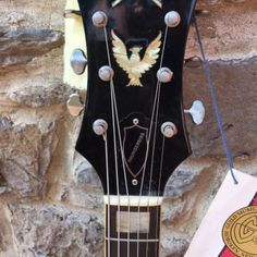 Guild Thunderbird S-200 1964 Sunburst | Dayton Vintage Guitars & Amps | Reverb Vintage Electric Guitars, Vintage Guitars, The Black Keys, Guitar Amp, Guitars