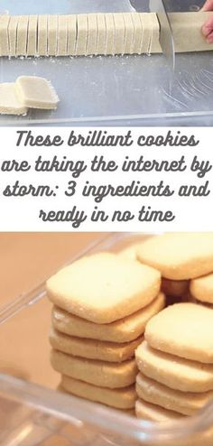 Easy Cookie Recipes, Cookie Desserts, Just Desserts, Sweet Recipes, Baking Recipes, Delicious Desserts, Dessert Recipes, Yummy Food, Cookie Cups