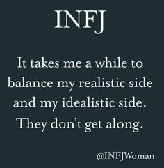 A community for INFJs to learn about their personality. Infj Traits, Infj Mbti, Intj And Infj, Isfj, Mbti Personality, Myers Briggs Personality Types, Infj Problems, Infj Type, Salud Natural