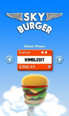 Sky Burger v3.0.2 Mod Apk Game Free Download