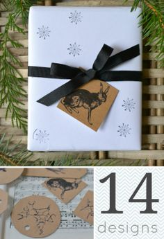 free downloadable gift tags