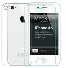 2 개/몫 0.3 미리메터 전면 하나 다시 강화 유리 iphone 4 4 s 2.5d 아크 가장자리 화면 보호기 깨끗한 도구