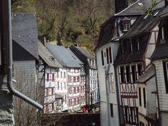 town of Monchau, DE