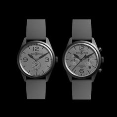 Fancy - Bell & Ross Vintage BR 123/126 Commando Watches
