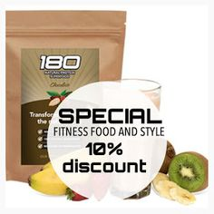 Fitness, Food and Style: Rave Reviews with 180 Nutrition