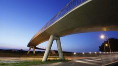 fietsbrug Heerhugowaard - ipv Delft creatieve ingenieurs