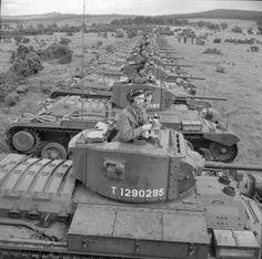 Polish Tank Divisions.