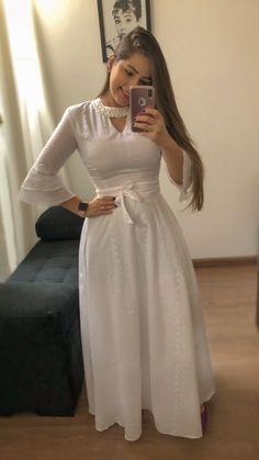 Muslim Fashion, Modest Fashion, Hijab Fashion, Fashion Dresses, Modest Dresses, Pretty Dresses, Beautiful Dresses, Casual Dresses, Hijab Style Dress