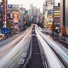 Shinjuku speed