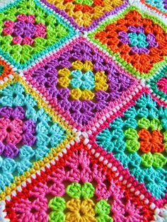 HaakKamer7: Crochet Patterns