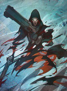 Reaper (Overwatch),Overwatch,Blizzard