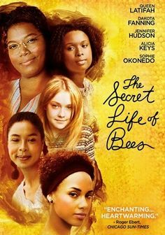 "The Secret Life of Bees (2008) ~ Story of Lily Owens and how her life has been shaped around the memory of her mother. August W: ""Well, I don't know. Some things in life, like the color of a house, don't really matter. But lifting someone's heart? Now, that matters. """