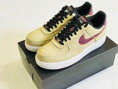 Nike air force 1  07 lv8 men s sz 10 afro punk khaki shoes 823511 200 rp   100 f42fcf9cc