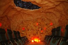 Tennessee Attractions, Gatlinburg Tennessee, Himalayan Salt Room, Salt Cave, Mountain Vacations, Painted Pots, Going Home, Deco, Serenity