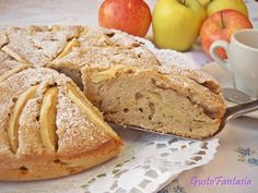 Torta di mele al caffè sicuramente ideale a colazione, avrete una bella carica di energia per iniziare bene la giornata ma ottima anche dopo pranzo o a ....