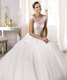 Off The Shoulder Wedding Princess Ballgown By Digio Bridal
