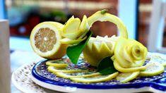 как сделать розочку из лимона фото роз анастасия будет