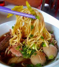 Beef Ball Noodles - Yong Tau Foo Stall and Ngau Lam Stall at Restoran Yong Tau Foo Best Bean Food @ Jalan Brunei Selatan @ Pudu - courtesy of CCFoodTravel