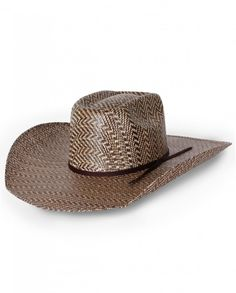 3386a81ecfb Rodeo King® Hereford 3-tone Brick Straw Hat