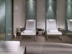 Hotel Spa Area Relaxation Room