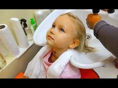 Новая причёска Алисы Детская парикмахерская Мими Лисса сделала причёску ...