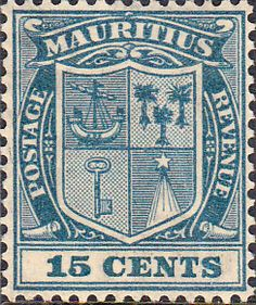 Mauritius Stamps 1921 George V SG 219b Fine Used Scott 169 Other Mauritius Stamps HERE