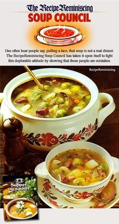 """Traditional Norwegian """"Lapskaus"""" with Brussels Sprouts / Suppelapskaus med Rosenkål Viking Food, Retro Recipes, Dinner Dishes, Brussels Sprouts, Meat Recipes, Cheeseburger Chowder, Stew, Food And Drink, Traditional"""