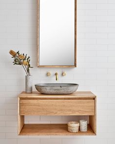 Use in both bathrooms - Loughlin furniture, Baxter vanity. Use in both bathrooms Loughlin furniture, Baxter vanity. Bathroom Renos, Laundry In Bathroom, Bathroom Furniture, Small Bathroom, Bathroom Vanities, Bathroom Ideas, Master Bathrooms, Bathroom Renovations, Garage Bathroom