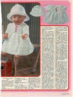 Baby Born Knitted 4 - Mariann Vendelbo Borregaard - Picasa Web Albums