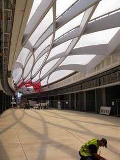 Mediacite  Ron Arad Architects