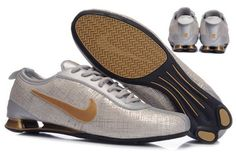 Nike Shox Rivalry Blanc Argent