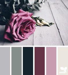 flora tones color palette from Design Seeds Colour Pallette, Color Palate, Colour Schemes, Color Combos, Color Patterns, Decoration Palette, Flora, Design Seeds, Color Swatches