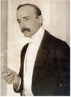 Hugo Erfurth met een portret van Harry Graf Kessler 1906 - Google zoeken