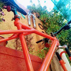 Proyecto en desarrollo. #tallerbicicletas Bicycle Types, Riding Bikes