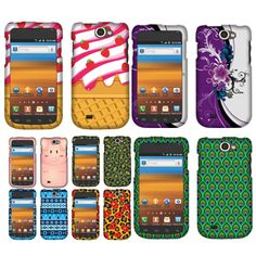 Protector Hard Phone Case Cover Image For SAMSUNG GALAXY EXHIBIT II 2 4G T679 I WANT the blue aztec one!