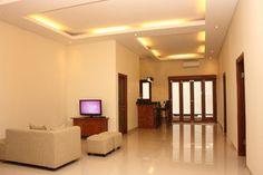 Bali Townhouse to Villa modern-living-room
