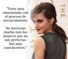 Emma Watson 14 Ema Watson, Emma Watson Style, Emma Watson Frases, Attitude Quotes For Girls, Inspirational Phrases, Hermione Granger, How To Feel Beautiful, Powerful Women, Harry Potter