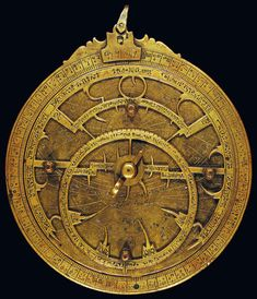 Astrology & Astronomy in Iran and Ancient Mesopotamia: Astrolabe: An Ancient Astronomical Instrument