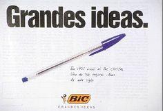 Trendslab BCN: EXTRAÑAS COINCIDENCIAS: ¡Bic-Bic! Detalles que nos delatan