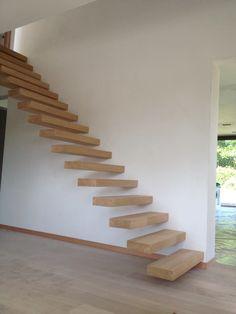 Zwevende trap - Ruiz