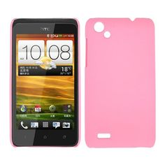 Hard Shell (Lyse Rosa) HTC One SC Deksel