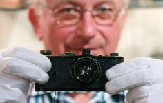 1923 Leica camera fetches 2.79 million dollars at auction - Times LIVE