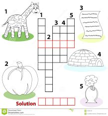 Printable Crossword Puzzles for Kids can be printed and is a great free printable item! If you like Printable Crossword Puzzles then check out our Printable Weekly Calendars! Word Puzzles For Kids, Puzzles Für Kinder, Printable Crossword Puzzles, Word Games For Kids, Fun Activities For Kids, Kids Songs, Printable Word Games, Printables, Kids Sight Words