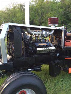 Big Tractors, Ford Tractors, John Deere Tractors, Antique Tractors, Vintage Tractors, Logging Equipment, Heavy Equipment, White Tractor, Truck Pulls